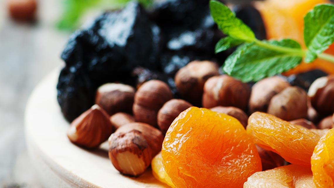 Gli snack sono un modo sano ed equilibrato per bilanciare la tua nutrizione quotidiana.