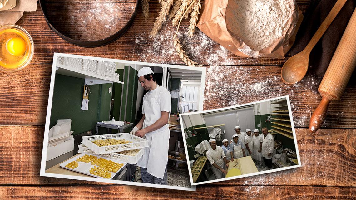 Pastificio Bertoni, un pezzo di storia di Milano che racconta l'amore per la produzione artigianale