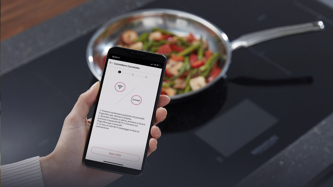 App Smart Diagnosis Signature Kitchen Suite