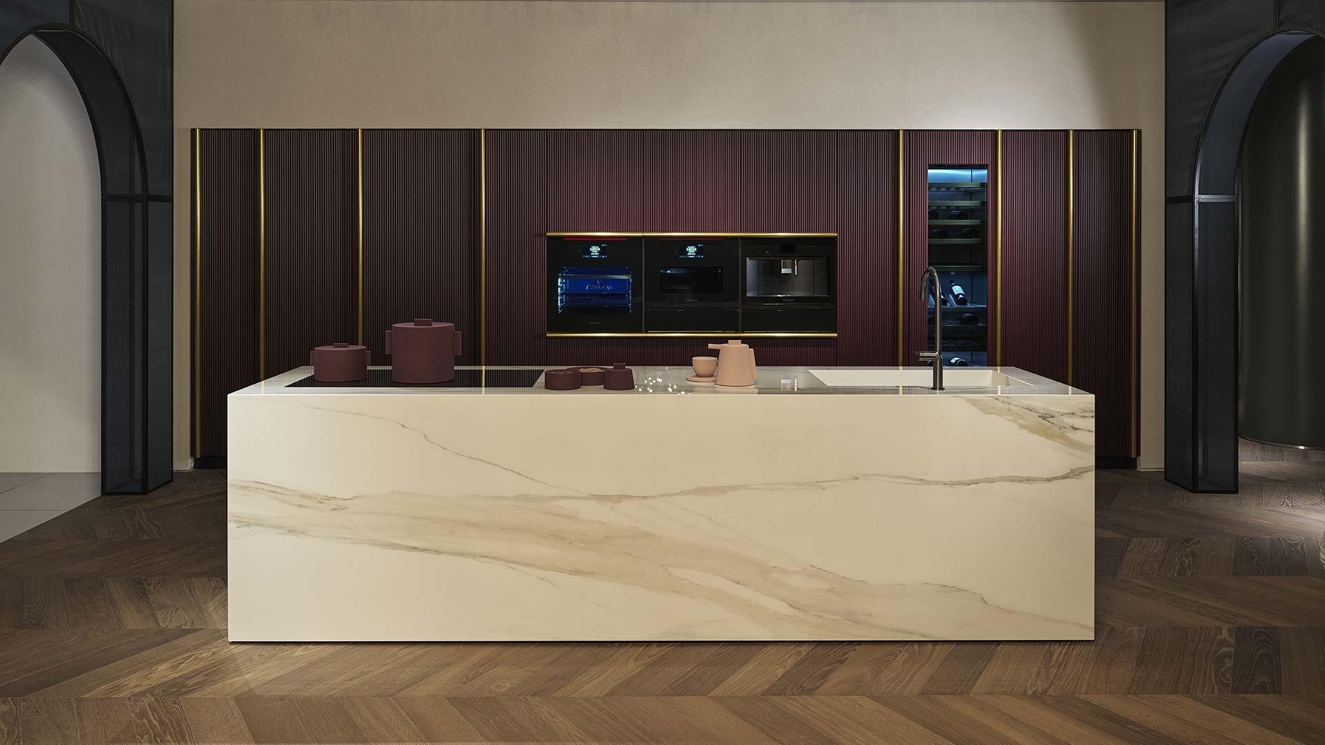 Il nuovo showroom Signature Kitchen Suite a Milano