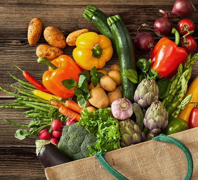 converti io cassetto in frigorifero per avere più spazio per la verdura
