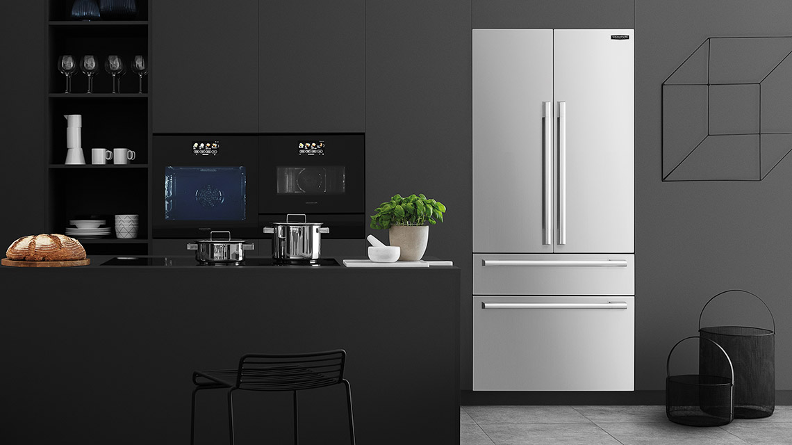 FrenchDoor il frigorifero ideale per le famiglie