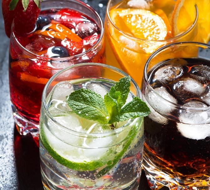 Conservazione ottimale bevande fresche