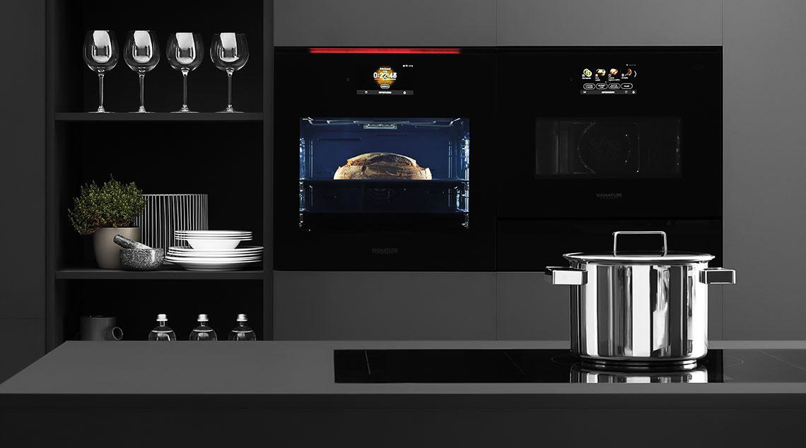 Forni vapore Signature Kitchen Suite