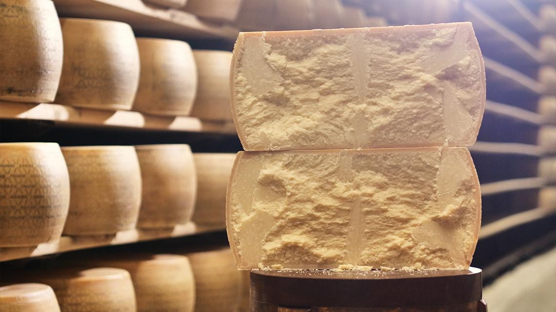 Il Parmigiano Reggiano oggi