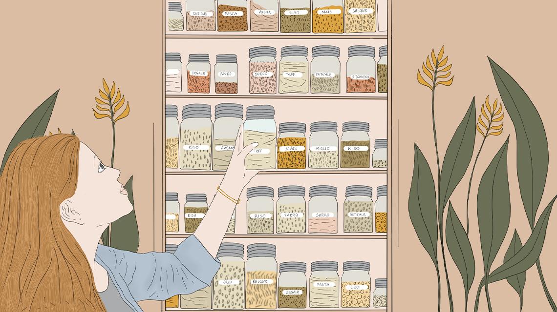 Benefici di una dieta tradizionale