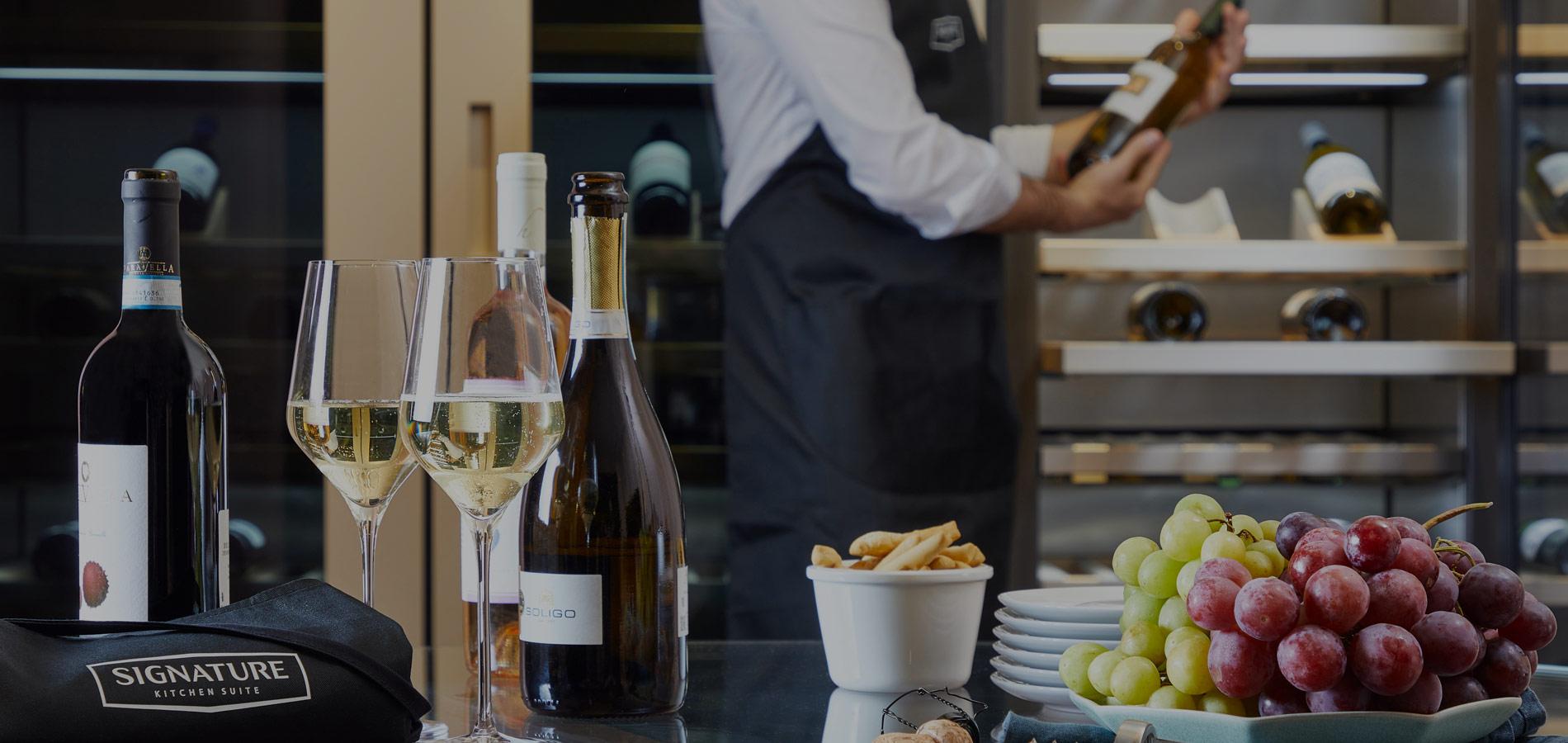 Declinazioni di Pinot Nero Signature Kitchen Suite