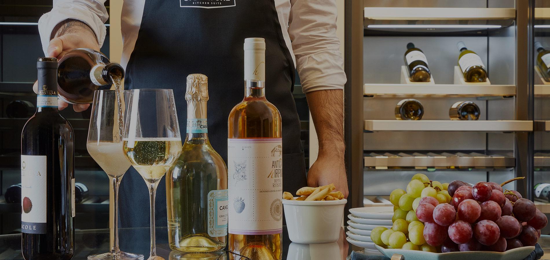"""I vini """"eroici"""" Signature Kitchen Suite"""