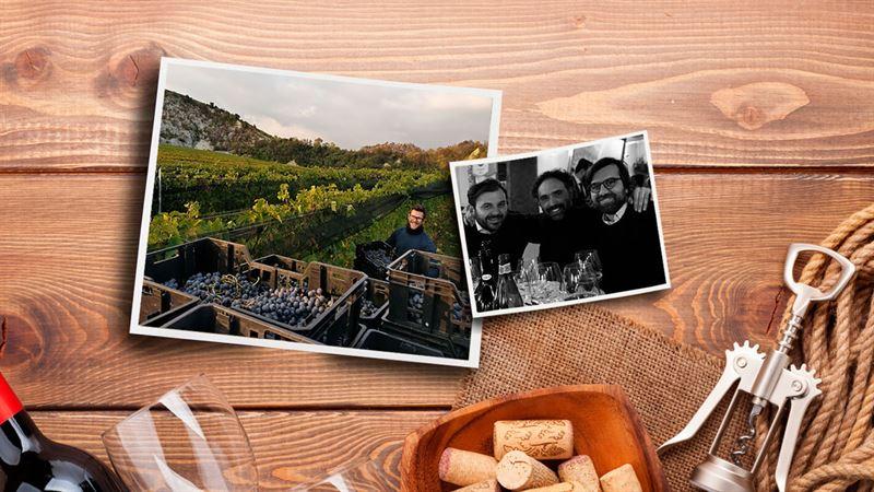 La tenuta Le Cave è un rifugio di pace e tranquillità immerso in una territorio di grandi vini