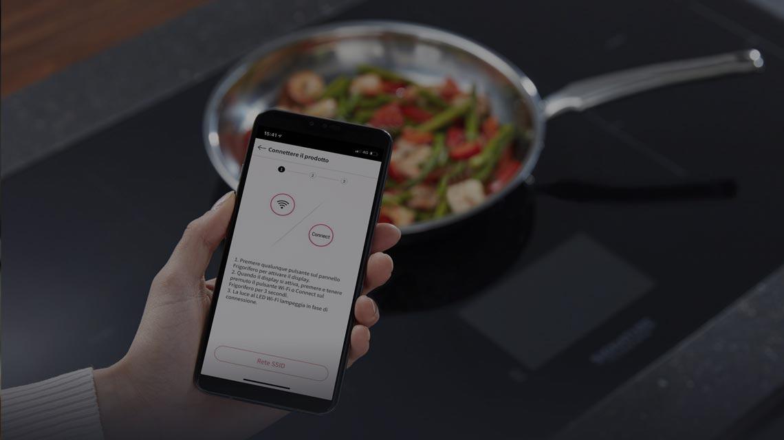 Con la App verifichi il funzionamento del prodotto