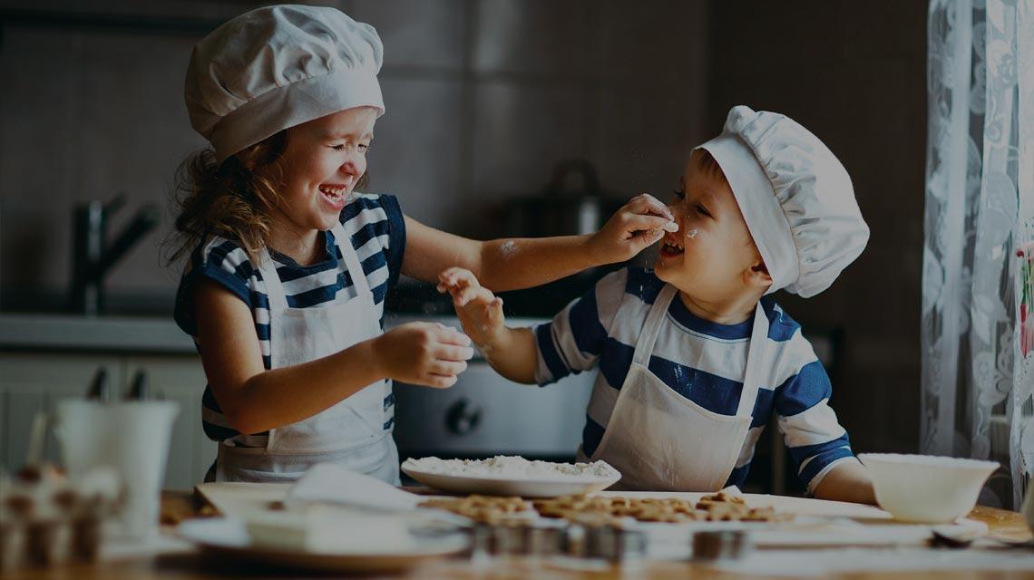 Corso cucina per bambini Signature Kitchen Suite