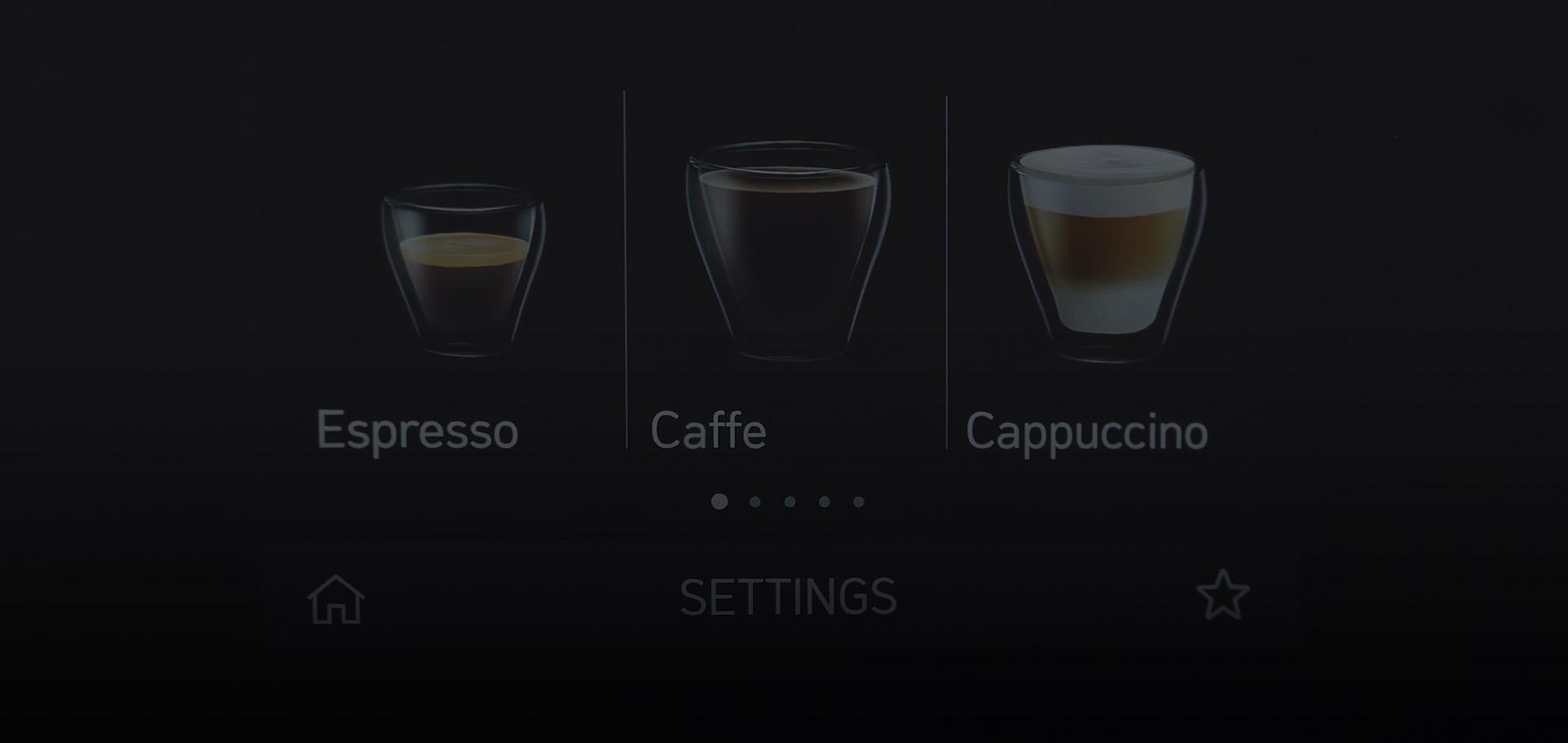 Signature Kitchen Suite presenta la nuova macchina del caffè da incasso