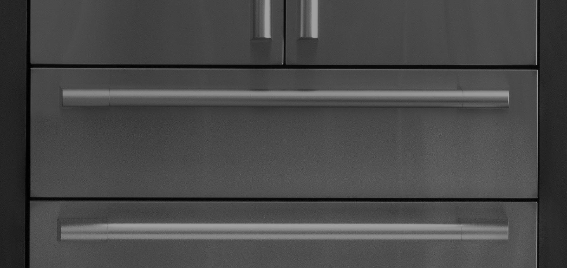 frigorifero da incasso French door