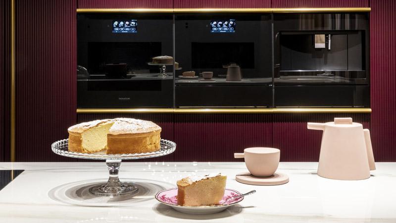 Paolo Stella racconta lo showroom di Signature Kitchen Suite